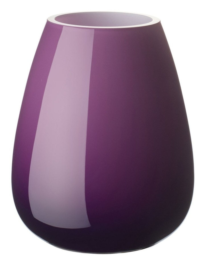 Drop Mini Vase Dark Lilac image 1
