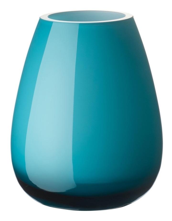 Drop Mini Vase Caribbean Sea image 1