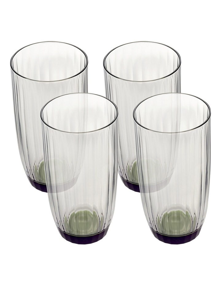 Artesano Original Vert Tumbler Large 165mm Set of 4 image 1
