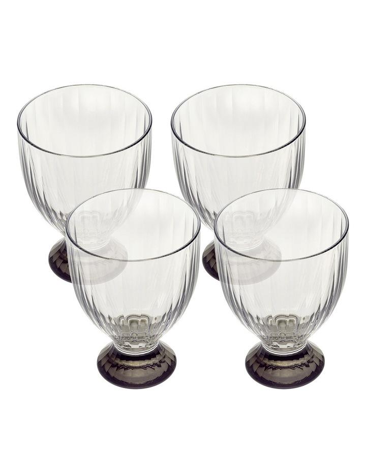 Artesano Original Gris Wine Goblet Large 125mm Set of 4 image 1