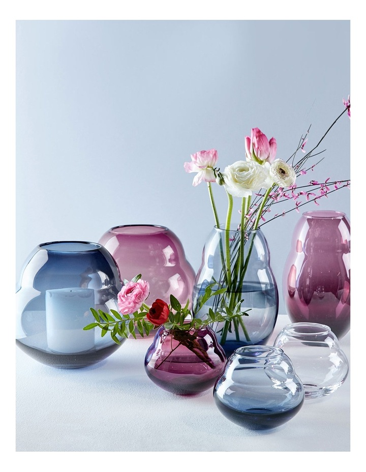 Jolie Bleue Vase Tealight Holder image 2