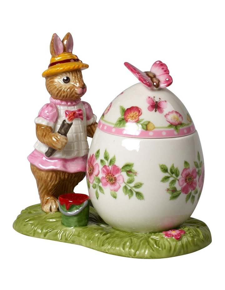 Bunny Tales Easter egg jar Anna image 1