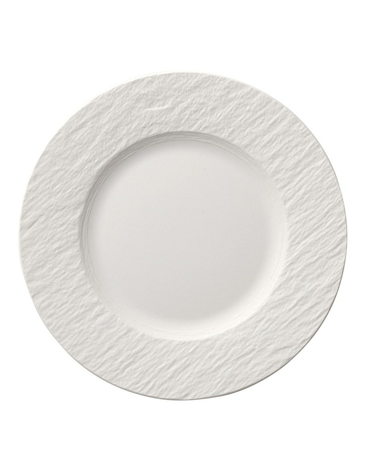 Manufacture Rock Blanc Dinner Plate image 1