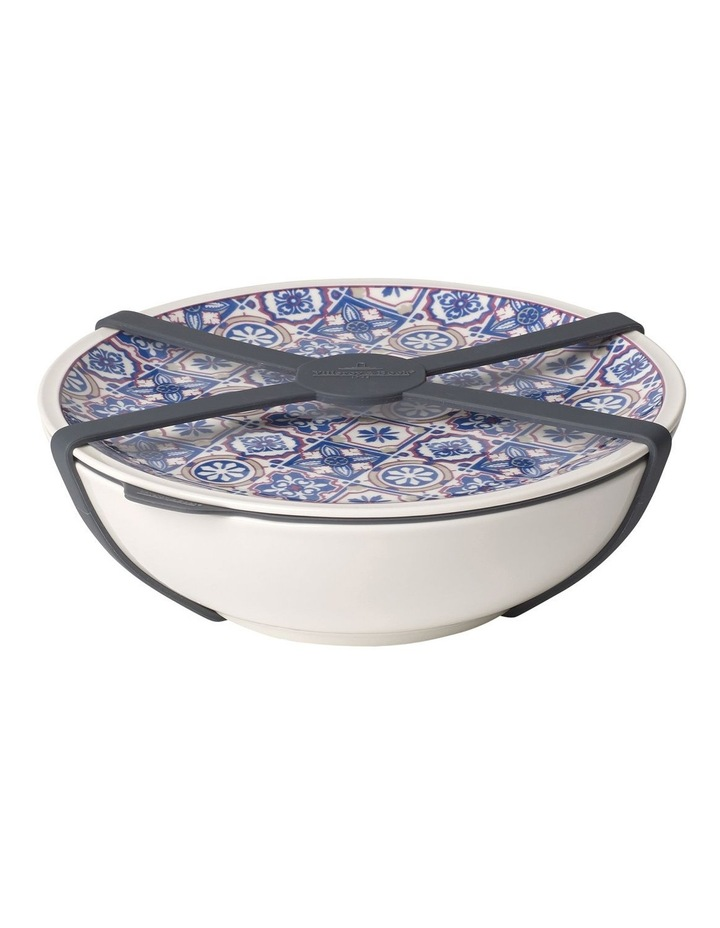 Modern Dining To Go Indigo Bowl Large image 2