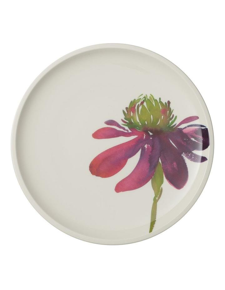 Artesano Flower Art Dinner Plate image 1
