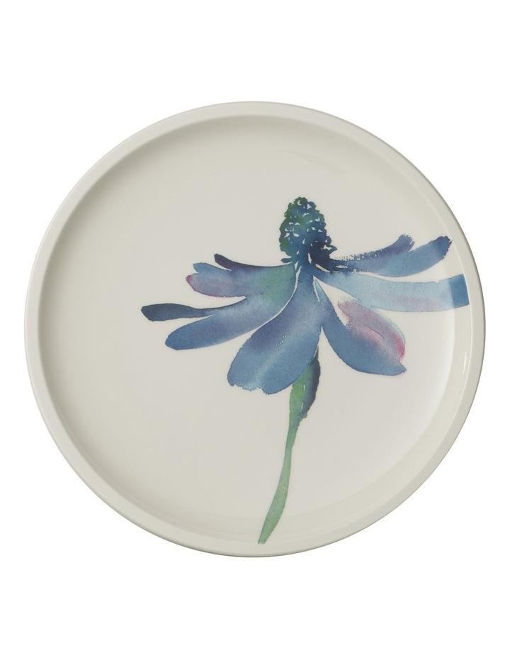 Artesano Flower Art Breakfast Plate image 1