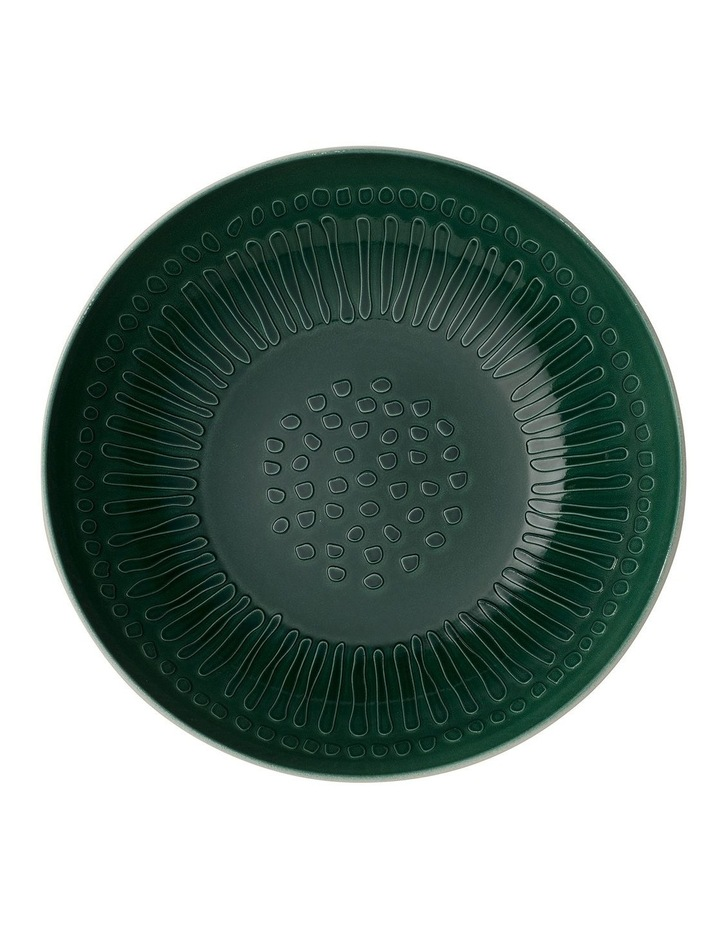 It's My Match Green Serving Bowl Blossom image 1