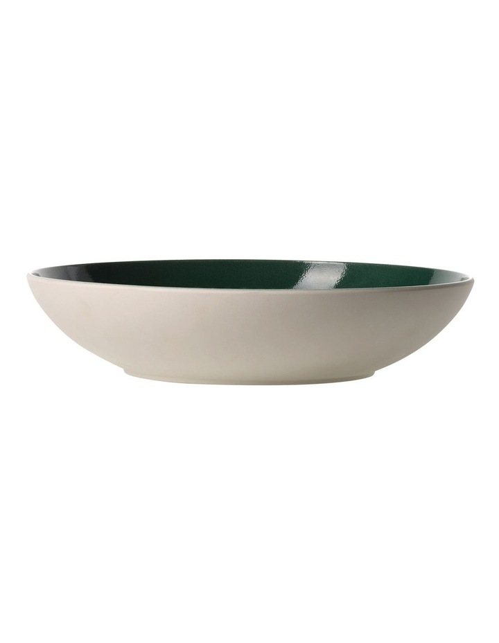 It's My Match Green Serving Bowl Blossom image 2