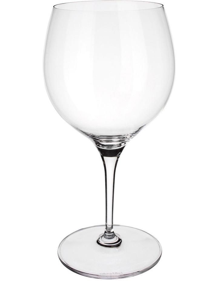 Maxima Burgundy Wine Goblet 225mm Set of 4 image 1