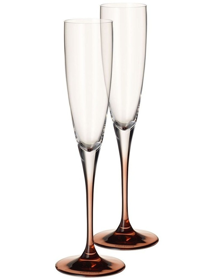 Allegorie Premium Rosewood Champagne Set of 2 300mm image 2