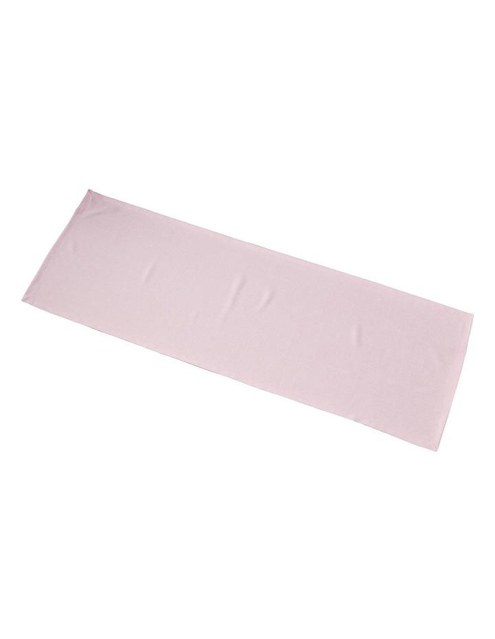 Textil Uni Trend Runner Rose 50x140cm image 1