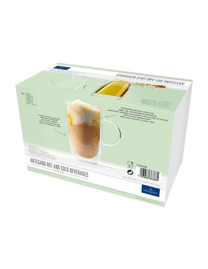 Artesano Hot & Cold Beverage Cup XL Set of 2 image 2