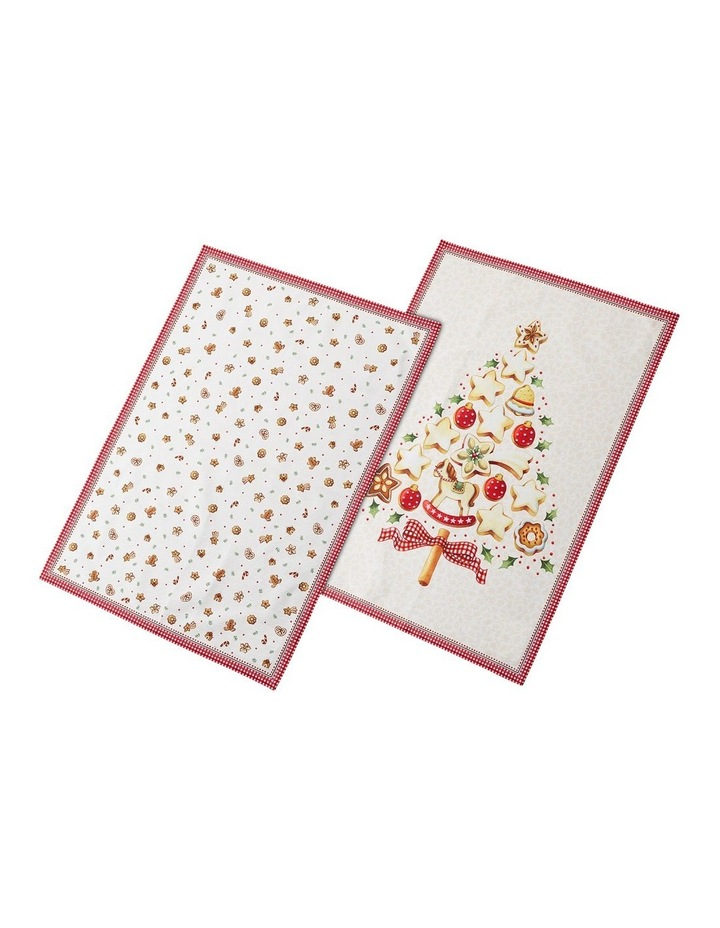 Winter Bakery Delight Kitchen Towels 50x70cm Set of 2 image 1