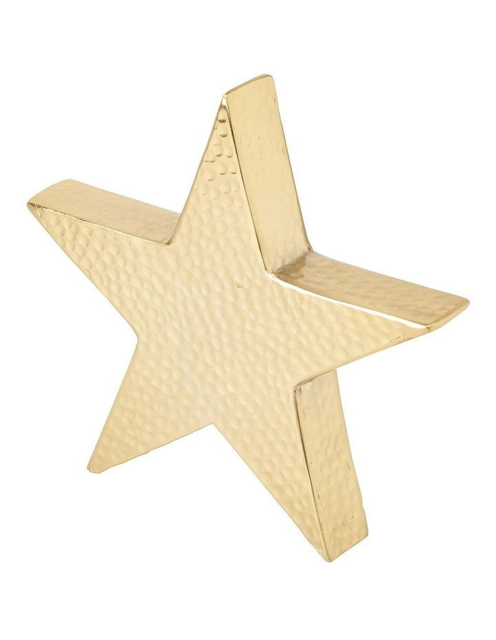 Toy's Delight Royal Classic Medium Star Gold 24cm image 1