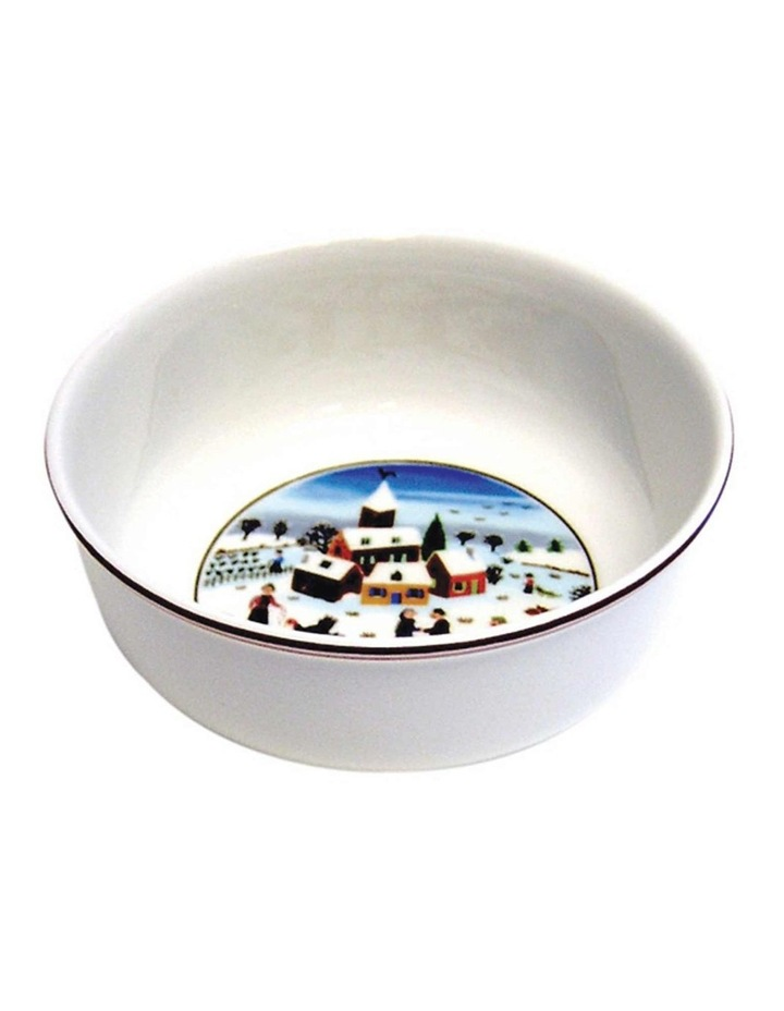 Naif Christmas Individual Bowl 3 13cm image 1