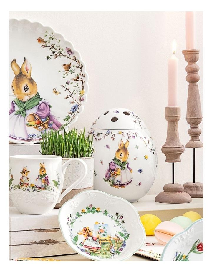 Easter Spring Fantasy Egg-Shaped Vase Emma And Paul image 2