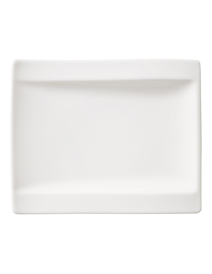 Newwave Bread & Butter Plate New 18x15cm image 1