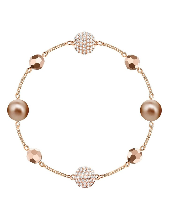 Remix Collection Strand - Multi-colored - Rose-gold Tone Plated image 1