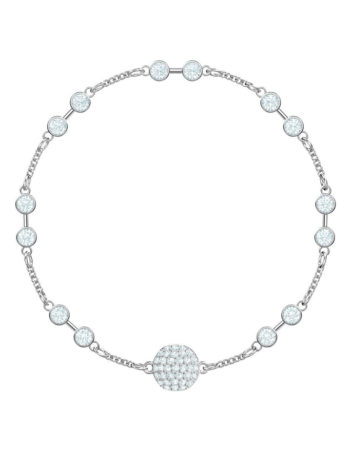 Remix Collection Carrier - White - Rhodium Plated image 1