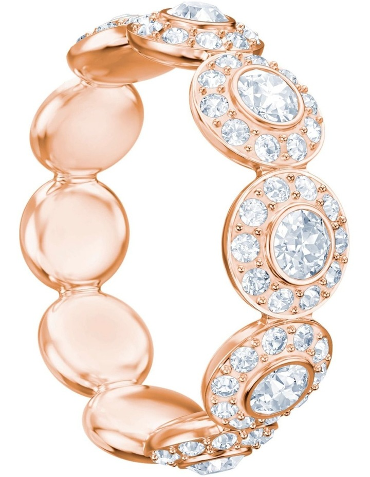 Angelic Ring - White - Rose-gold Tone Plated S image 3