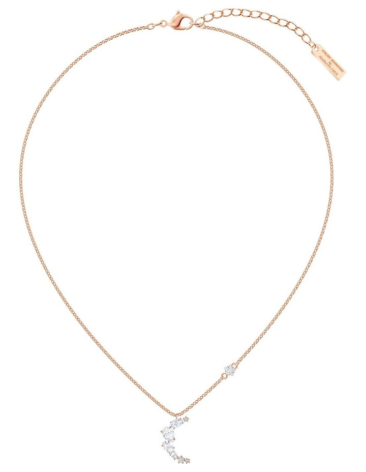 Penélope Cruz Moonsun Necklace - White - Rose-gold Tone Plated image 2