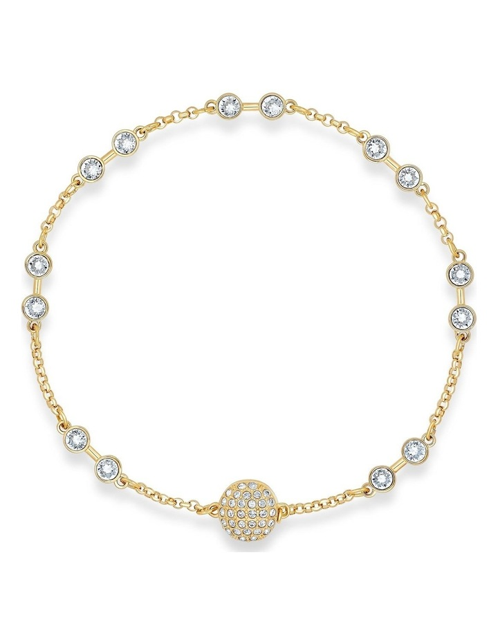 Remix Collection Carrier - White - Gold-tone Plated image 1