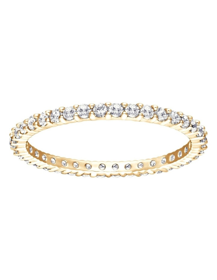 Vittore Ring - White - Gold-tone Plated 55mm image 1