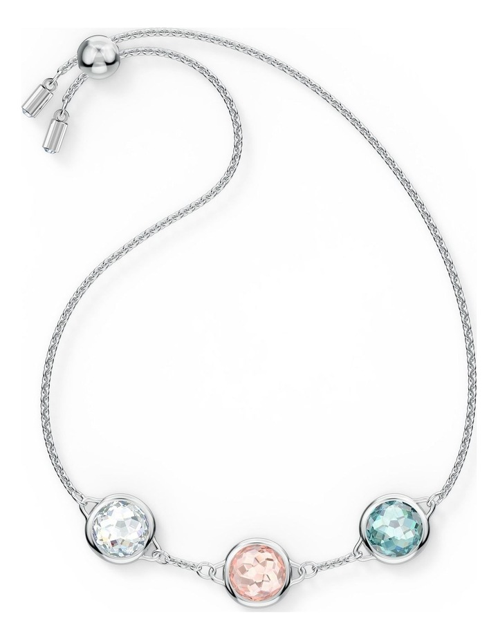 Tahlia Bracelet - Multicolored - Rhodium Plated image 2