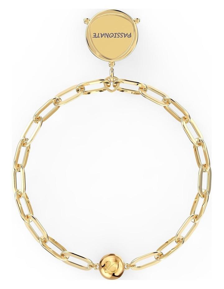 The Elements Sun Bracelet - White - Gold-tone Plated image 4