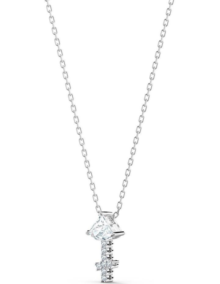 Zodiac Ii Pendant - Sagittarius - White - Mixed Metal Finish image 3