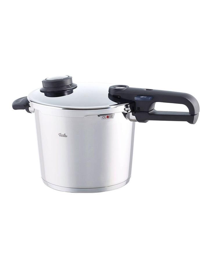Pressure Cooker Vitavit Premium 10L/26cm with Perforated Insert image 1