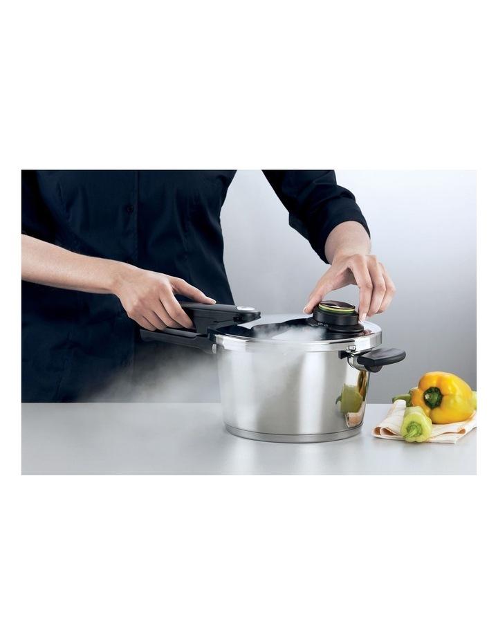 Pressure Cooker Vitavit Premium 10L/26cm with Perforated Insert image 2
