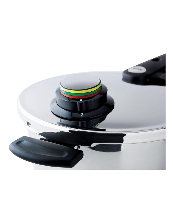 Pressure Cooker Vitavit Premium 10L/26cm with Perforated Insert image 3