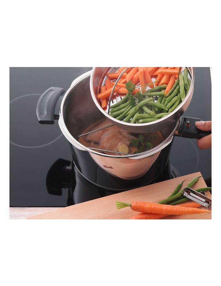 Pressure Cooker Vitavit Premium 10L/26cm with Perforated Insert image 4