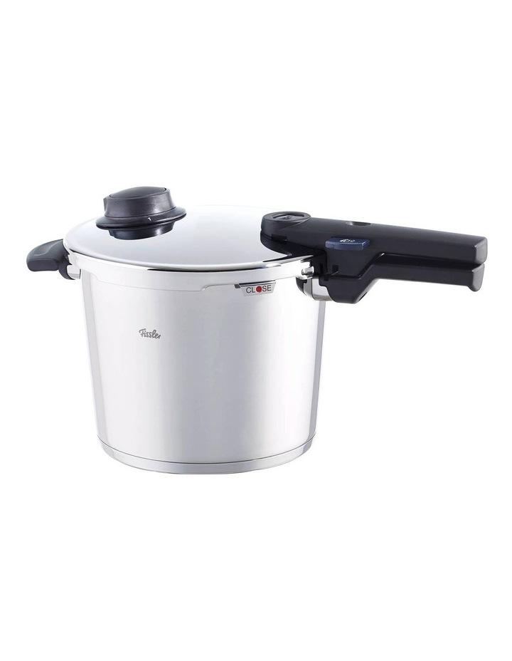 Vitavit Comfort Pressure Cooker 2.5ltr/18cm with Perforated Insert image 1