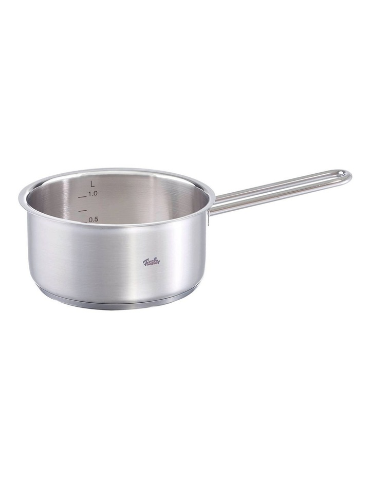 Viseo 16cm Stainless Steel Saucepan Without Lid image 1