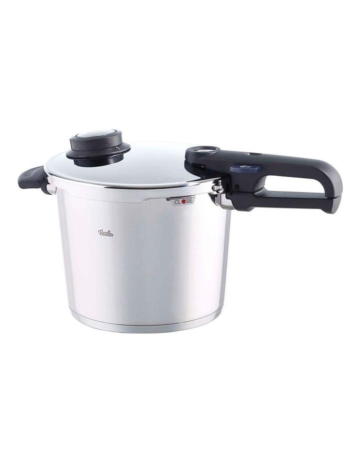 Vitavit Premium 6L/22cm Pressure Cooker with Perforated Insert image 1