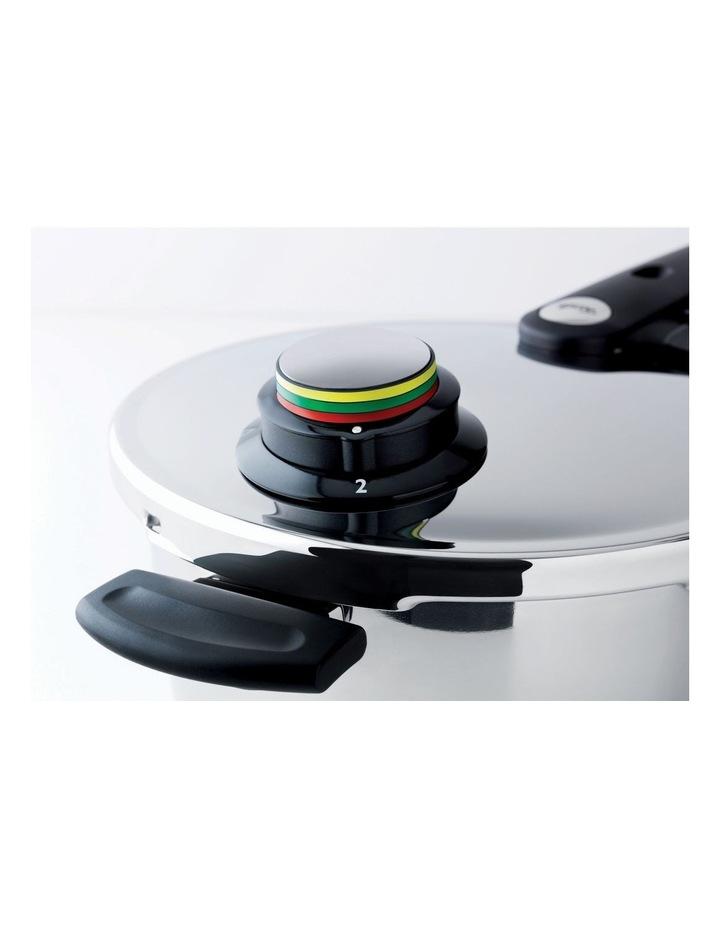 Vitavit Premium 6L/22cm Pressure Cooker with Perforated Insert image 3