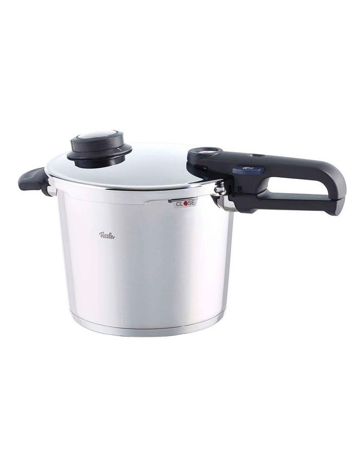 Vitavit Premium 8L/26cm Pressure Cooker with Perforated Insert image 1