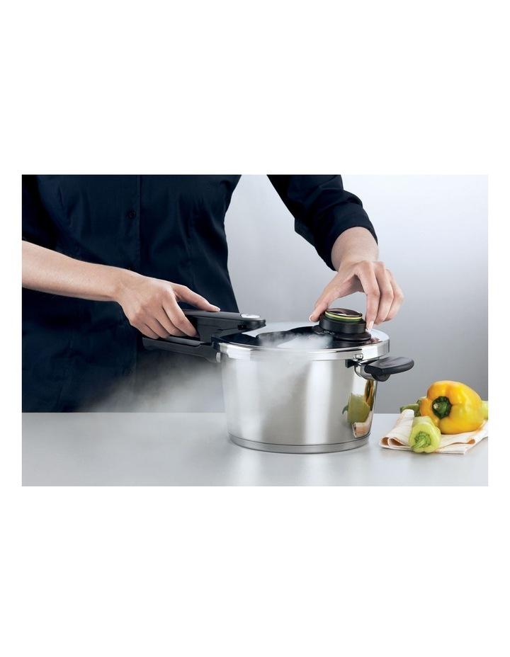 Vitavit Comfort Pressure Cooker 10Ltr/26cm with Perforated Insert image 2