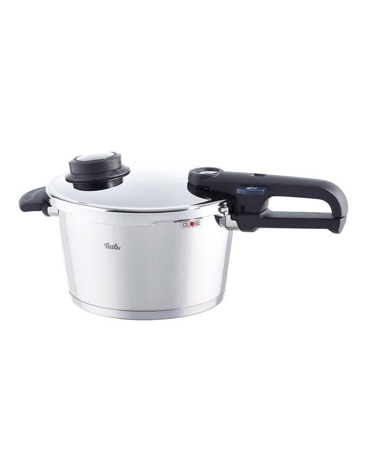 Vitavit Premium 4.5L/2cm Pressure Cooker with Perforated Insert image 1