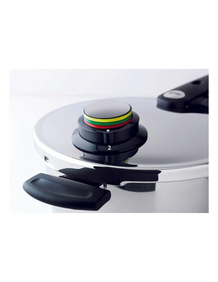 Vitavit Premium 4.5L/2cm Pressure Cooker with Perforated Insert image 3