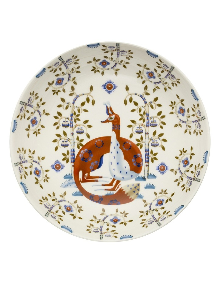 Taika Coupe Plate 22cm - White image 1
