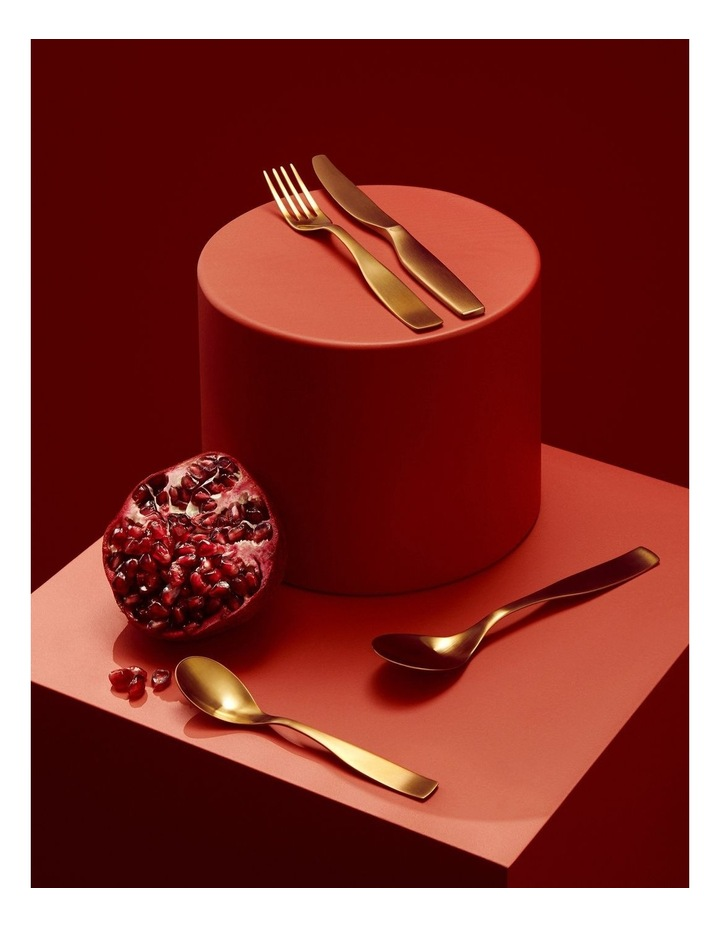 Citterio 98 16 Piece Cutlery Rose Gold image 2