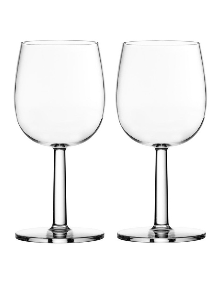 Raami Red Wine Set Of 2 image 1