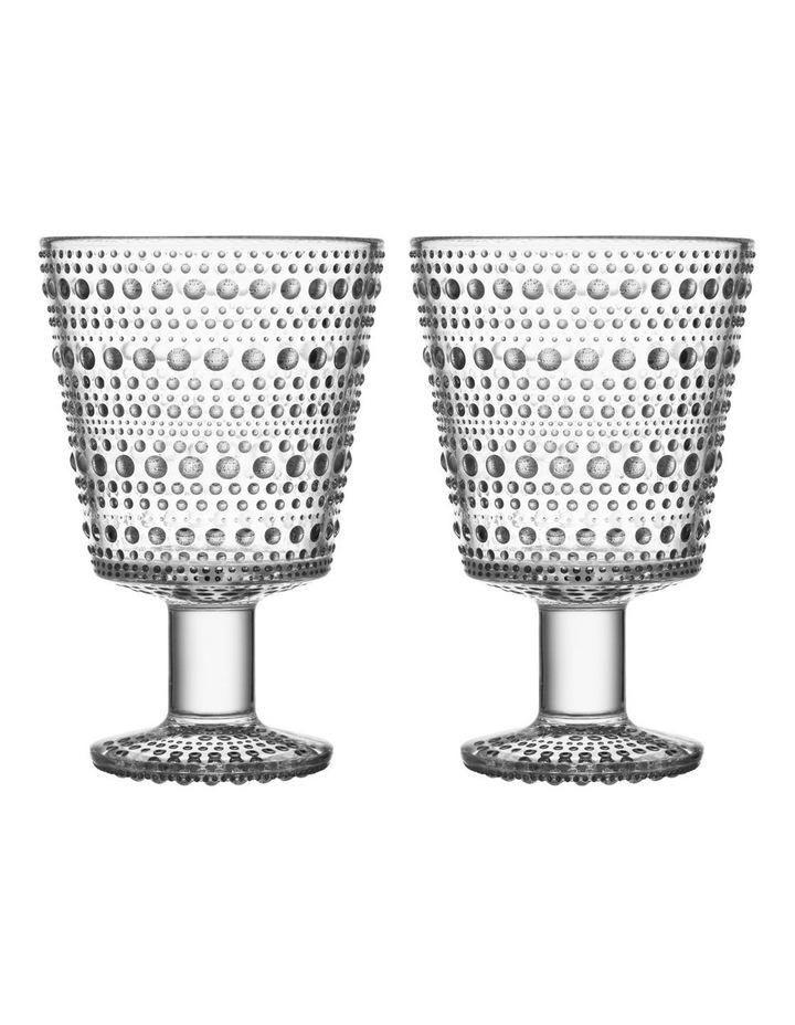 Kastehelmi Universal Glass Clear (Set of 2) image 1