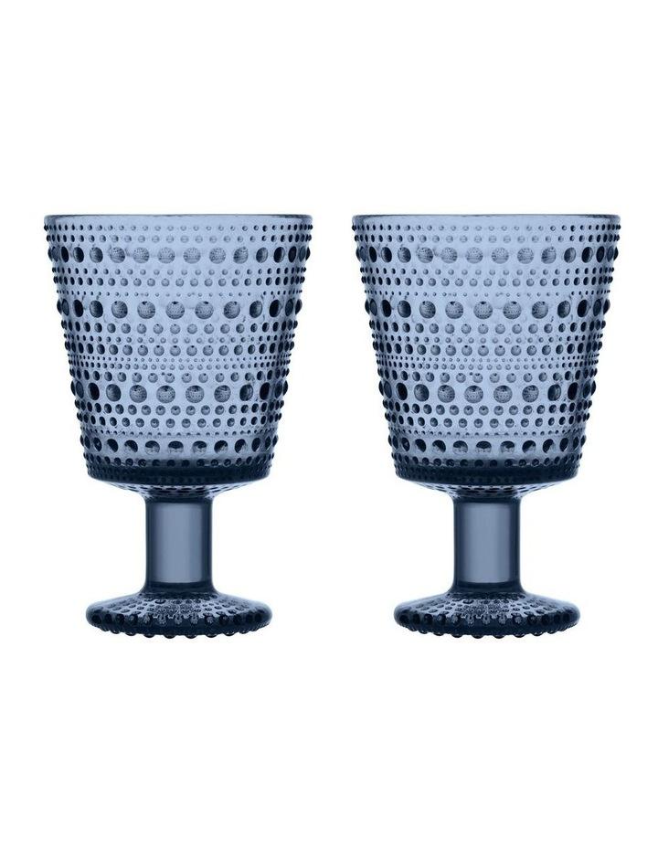 Kastehelmi Universal Glass Set of 2 Rain image 1