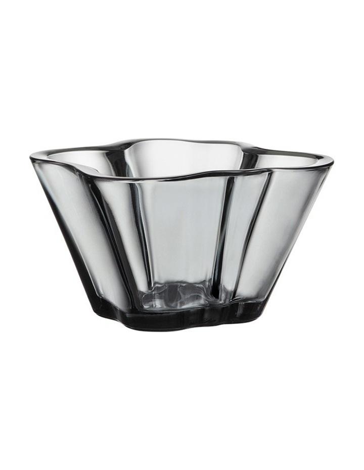 Alvar Aalto Bowl 7.5cm - Grey image 1