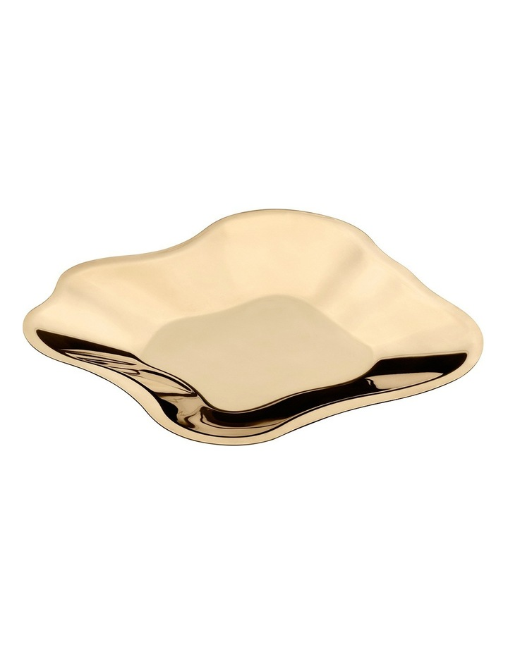 Alvar Aalto Metal Bowl 26cm - Rose Gold image 1