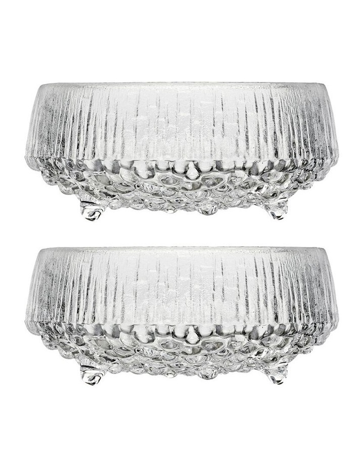 Ultima Thule Bowl 11.5cm Set of 2 Clear image 1